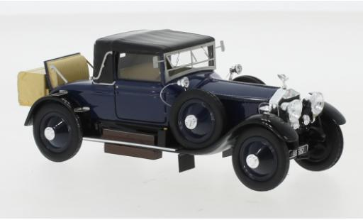 Rolls Royce Silver Ghost 1/43 Neo Doctors Coupe blue/black 1920 diecast model cars