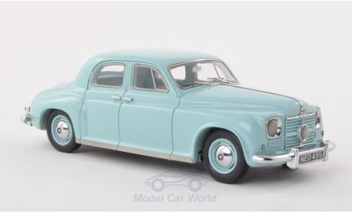 Rover P4 75 1/43 Neo turquoise RHD 1949 miniature