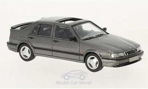 Saab 9000 CS 1/43 Neo CS metallic-grise 1995 miniature