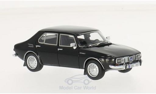 Saab 99 1/43 Neo noire 1971 4-Türer miniature