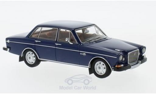 Volvo 164 1/43 Neo blue 1969 diecast model cars
