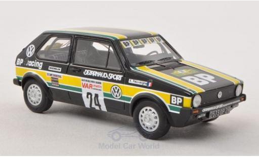 Volkswagen Golf V 1/43 Neo I Gr.1 No.24 BP Racing - Dezarnaud Sport Rallye des 1000 Pistes 1980 /A.Peuvergne coche miniatura
