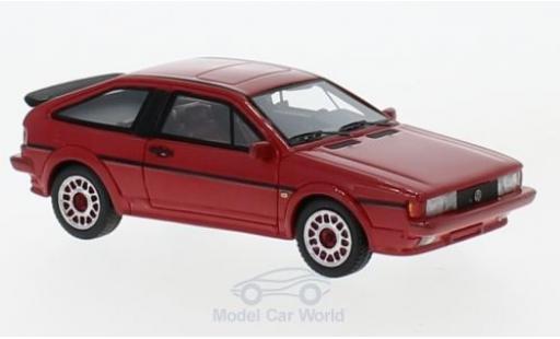 Volkswagen Scirocco 1/43 Neo II Scala rouge 1986 miniature