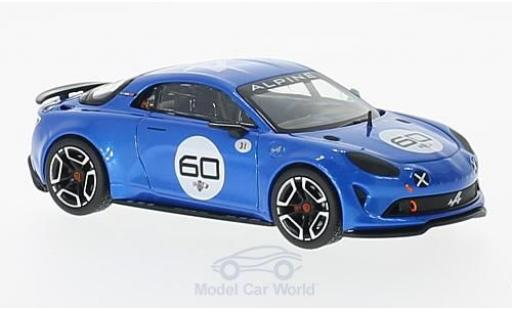 Alpine Celebration 1/43 Norev Renault Goodwood 2015 2015 miniature