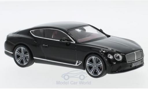 Bentley Continental T 1/43 Norev G noire 2017 miniature