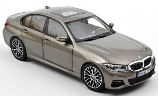 Bmw 330 1/18 Norev i (G20) metallise grise 2019 miniature