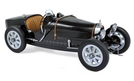 Bugatti 35 1/12 Norev T noire RHD 1925 miniature