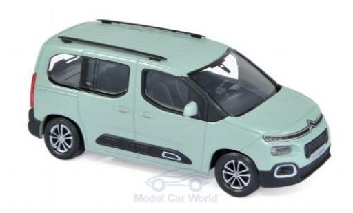 Citroen Berlingo 1/43 Norev green 2018 diecast