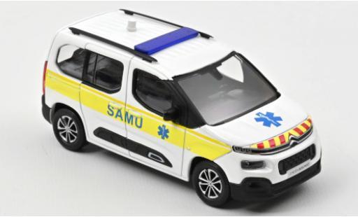 Citroen Berlingo 1/43 Norev SAMU 2020 diecast model cars