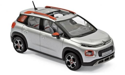 Citroen C3 1/43 Norev Aircross grise/orange 2017 miniature