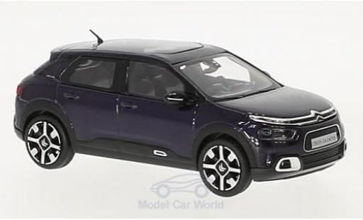 Citroen C4 1/43 Norev Cactus purple/white 2018 diecast model cars