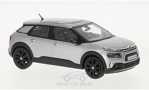 Citroen C4 1/43 Norev Cactus metallise grey 2018 diecast model cars