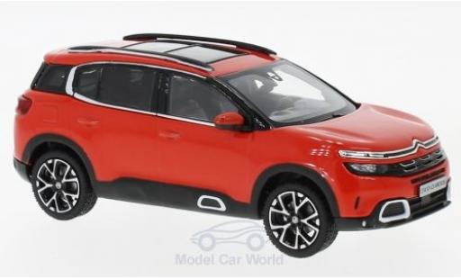 Citroen C5 1/43 Norev Aircross rouge 2018 miniature