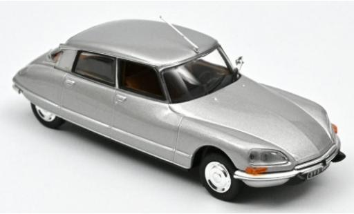Citroen DS 1/43 Norev 23 Pallas metallise grise 1974 miniature