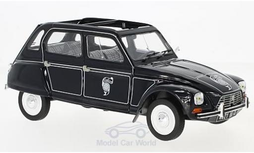 Citroen Dyane 1/18 Norev 6 Caban 1977 miniature