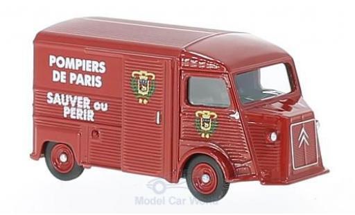 Citroen HY 1/64 Norev Pompiers (F) 1969 diecast model cars