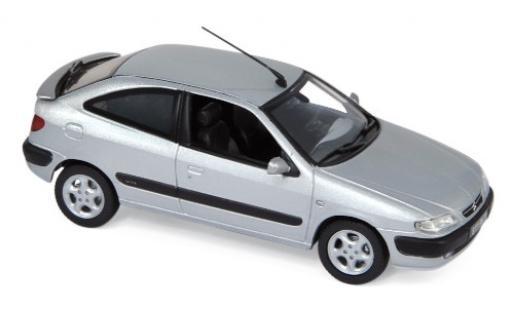 Citroen Xsara 1/43 Norev VTS grey 1997 diecast model cars