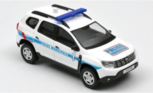 Dacia Duster 1/43 Norev Police Municipale (F) 2018 modellino in miniatura