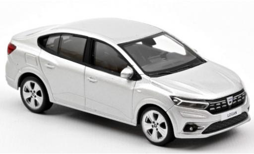 Dacia Logan 1/43 Norev grey 2021 diecast model cars