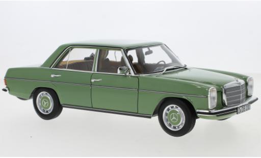 Mercedes 200 1/18 Norev /8 verte 1973 miniature