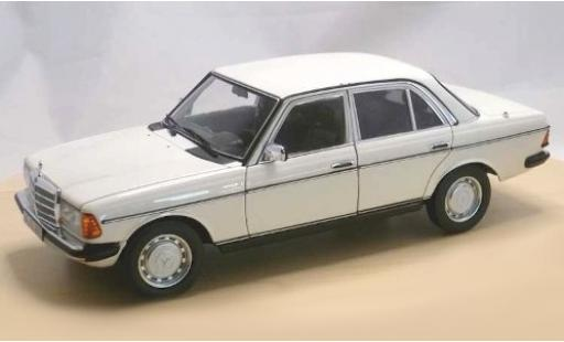 Mercedes 200 1/18 Norev (W123) blanche 1982 miniature