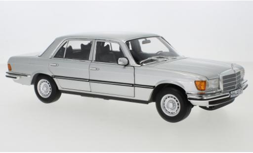 Mercedes 450 1/18 Norev SEL 6.9 (W116) grise 1976 miniature