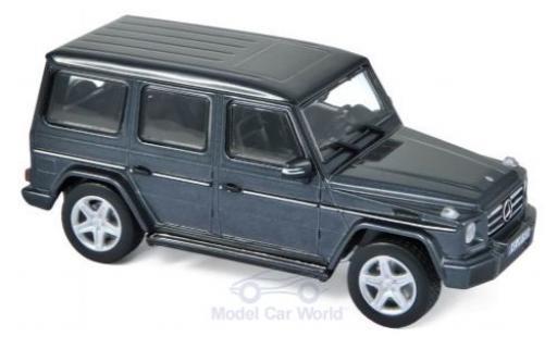 Mercedes Classe G 1/43 Norev métallisé grise 2015 miniature