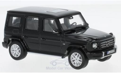 Mercedes Classe G 1/43 Norev noire 2018 miniature