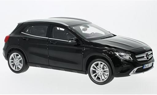 Mercedes Classe GLC 1/18 Norev GLClasse A noire 2014 miniature