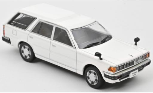 Nissan Cedric 1/43 Norev Van Deluxe blanche RHD 1995 miniature