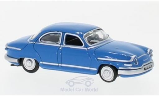 Panhard PL 17 1/87 Norev bleue 1961 miniature