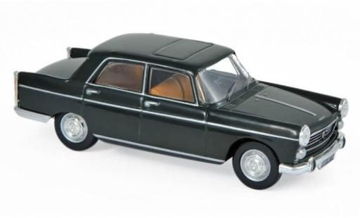 Peugeot 404 1/43 Norev green 1965 diecast model cars