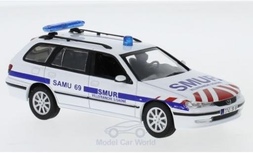 Peugeot 406 1/43 Norev Break SMUR (F) 2003 miniature