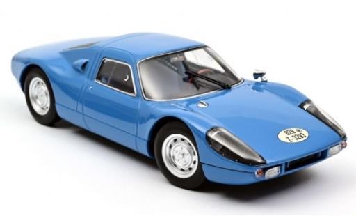 Porsche 904 1964 1/18 Norev GTS bleue miniature