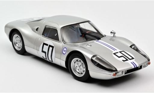 Porsche 904 1964 1/18 Norev GTS No.50 American Challenge Cup C.Cassel miniature