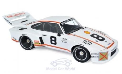 Porsche 935 1/18 Norev No.8 Kremer 24h Daytona 1977 R.Joest/B.Wollek/A.Krebs miniature