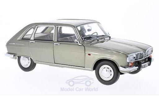 Renault 16 1/18 Norev metallise grise 1968 miniature