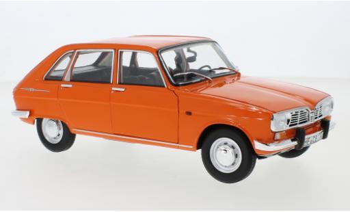 Renault 16 1/18 Norev TS orange 1971 diecast model cars