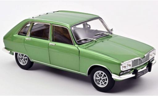 Renault 16 1/18 Norev TX metallise green 1975 diecast model cars