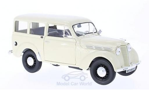 Renault 30 1/18 Norev 0 kg Juvaquatre beige 1951 ohne Vitrine miniature