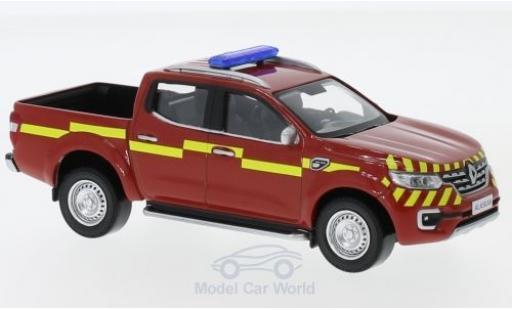 Renault Alaskan 1/43 Norev Pick Up Pompiers (F) 2017 miniature