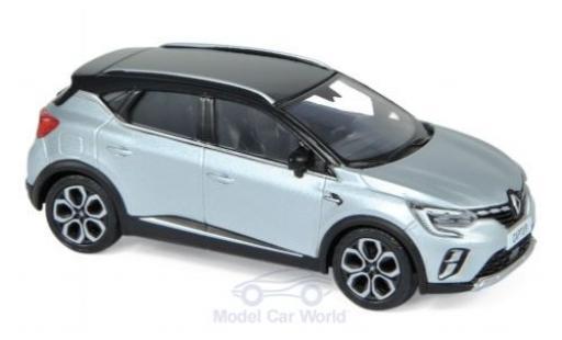 Renault Captur 1/43 Norev grise/noire 2020 miniature