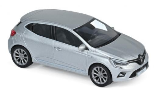 Renault Clio 1/43 Norev grey 2019 diecast model cars