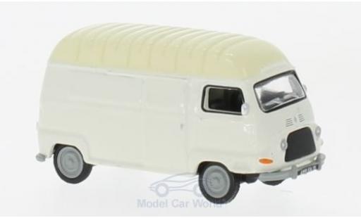 Renault Estafette 1/87 Norev blanche 1970 miniature
