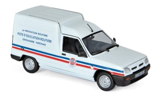 Renault Express 1/43 Norev Gendarmerie La Prevention Routiere 1995 miniature