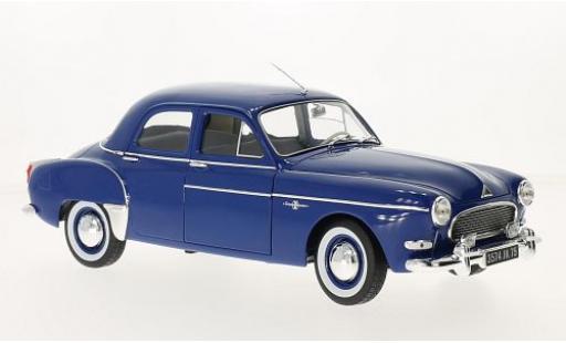 Renault Fregate 1/18 Norev bleue 1959 miniature