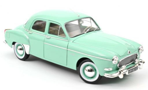 Renault Fregate 1/18 Norev green 1959 diecast model cars