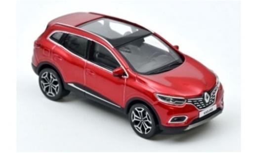 Renault Kadjar 1/43 Norev metallise red 2020 diecast model cars