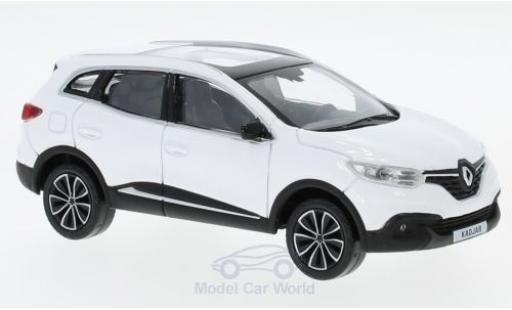 Renault Kadjar 1/43 Norev blanche 2015 miniature