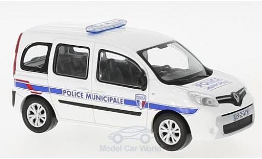 Renault Kangoo 1/43 Norev Police Municipale (F) 2013 miniature
